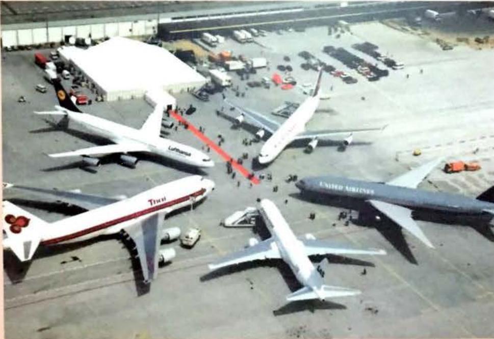 geçmişten bugüne terminal ve havalimanların önemi