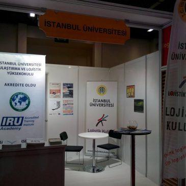 İÜ Lojistik Kulübü 2014-2015 Dönemi Faaliyet Raporu