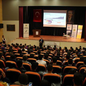 İÜ Lojistik Kulübü 2015-2016 Dönemi Faaliyet Raporu