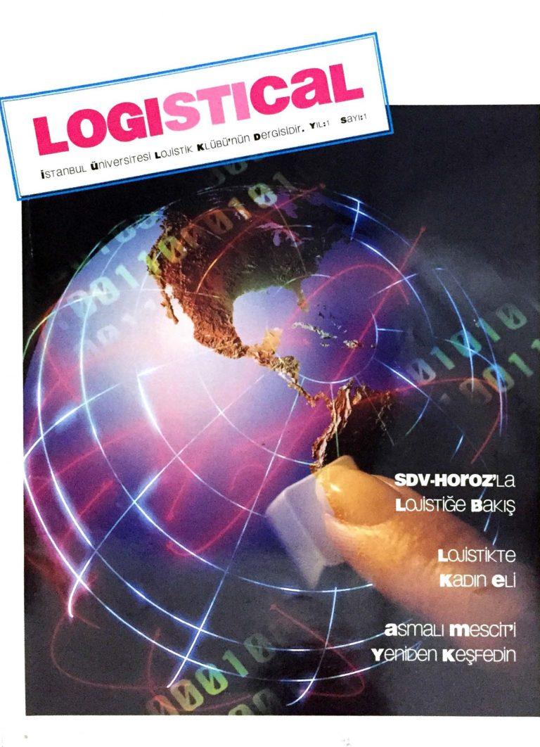 Logistical Sayı 1 2003