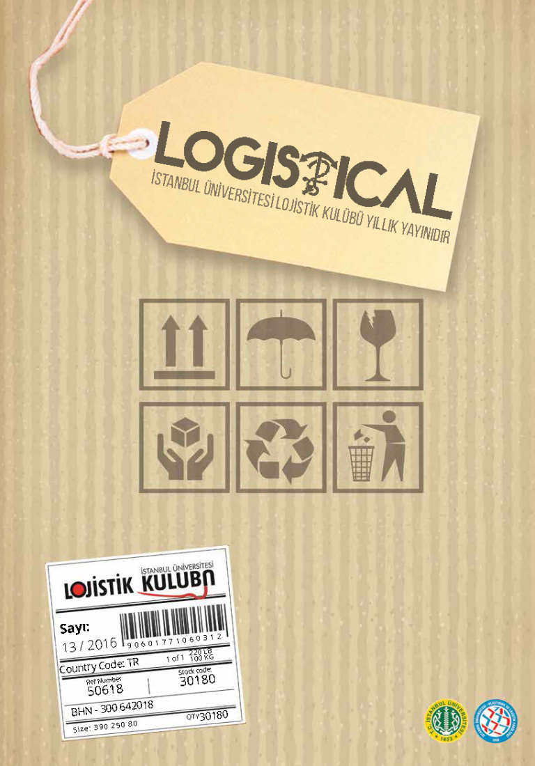 Logistical Sayı 13 2016