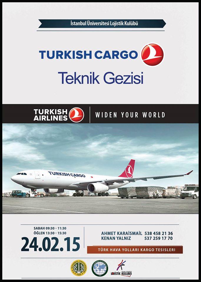 Turkish Cargo Teknik Gezisi