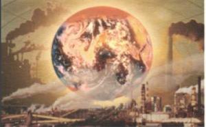 Biz Büyüdük ve Kirlendi Dünya