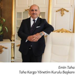 Yönetim Kurulu Başkanı Emin Taha