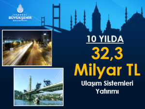 İstanbul'da Ulaşım
