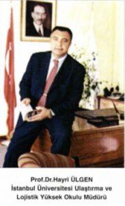 Prof.Dr.Hayri Ülgen