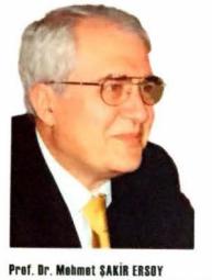 Prof. Dr. Mehmet Şakir Ersoy