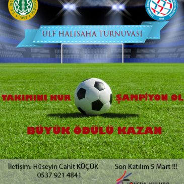 ULF Halısaha Turnuvası