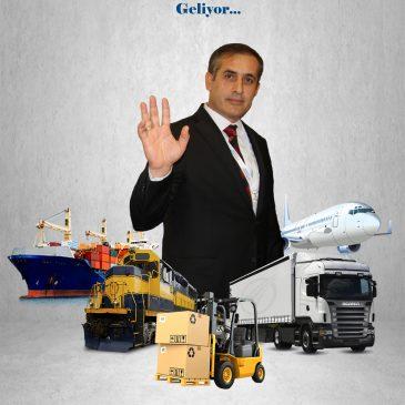 Lojistik Sektörünün Öncülerinden Fatih Şener Geliyor