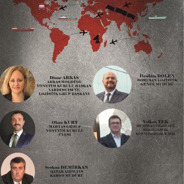 Birbirinden Başarılı Yöneticiler 15.Lojistik Zirvesinde Buluşuyor