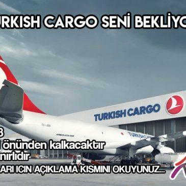 Turkish Cargo Tesis Gezisi'ne Davet