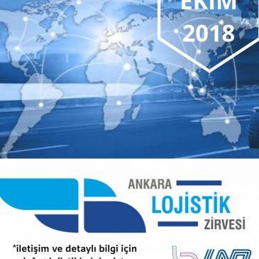 Lojistik Kulübü Ankara Lojistik Zirvesi Yolunda