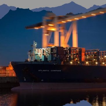 Rotamız İzmir Limanı