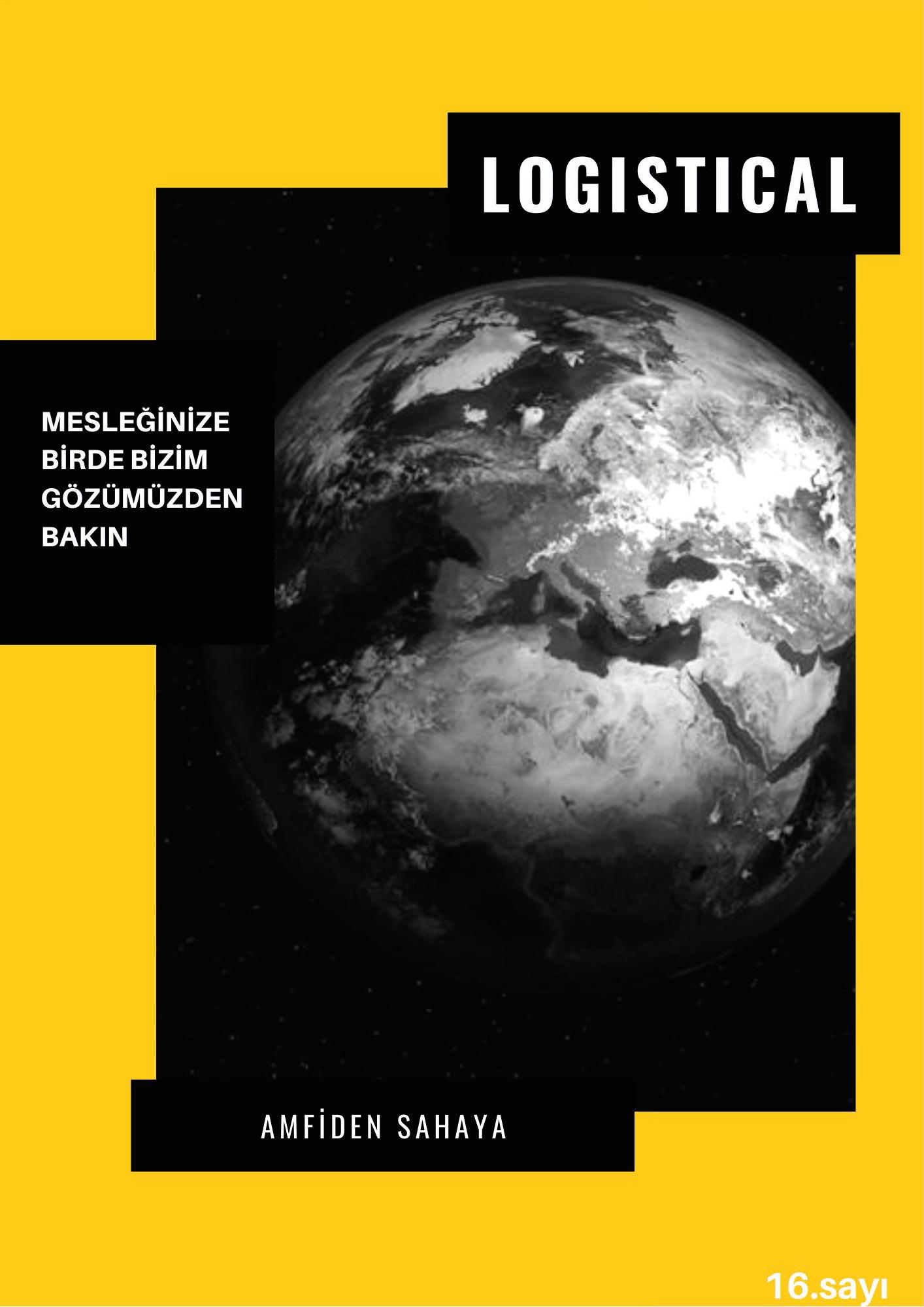 Logistical Sayı 16 2019