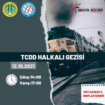 TCDD Halkalı Lojistik Müdürlüğü Gezisi